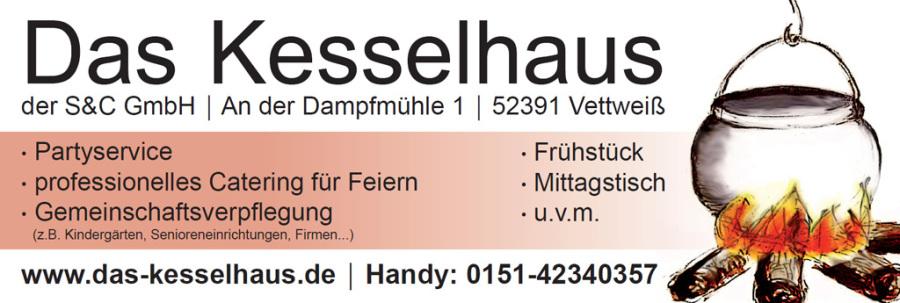 Kesselhaus Vettweiß vfr vettweiß werbepartner